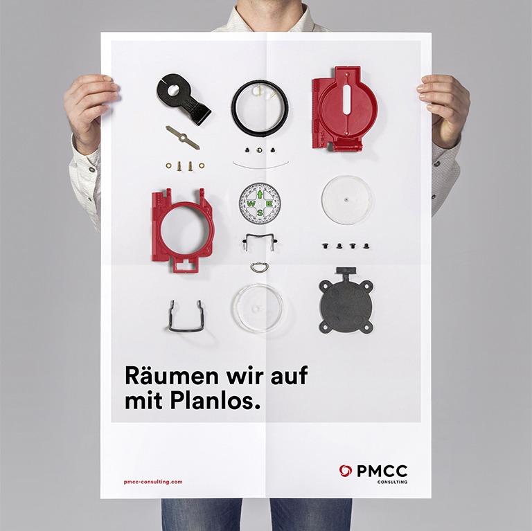 PMCC Denkzettel Projektplanung VS