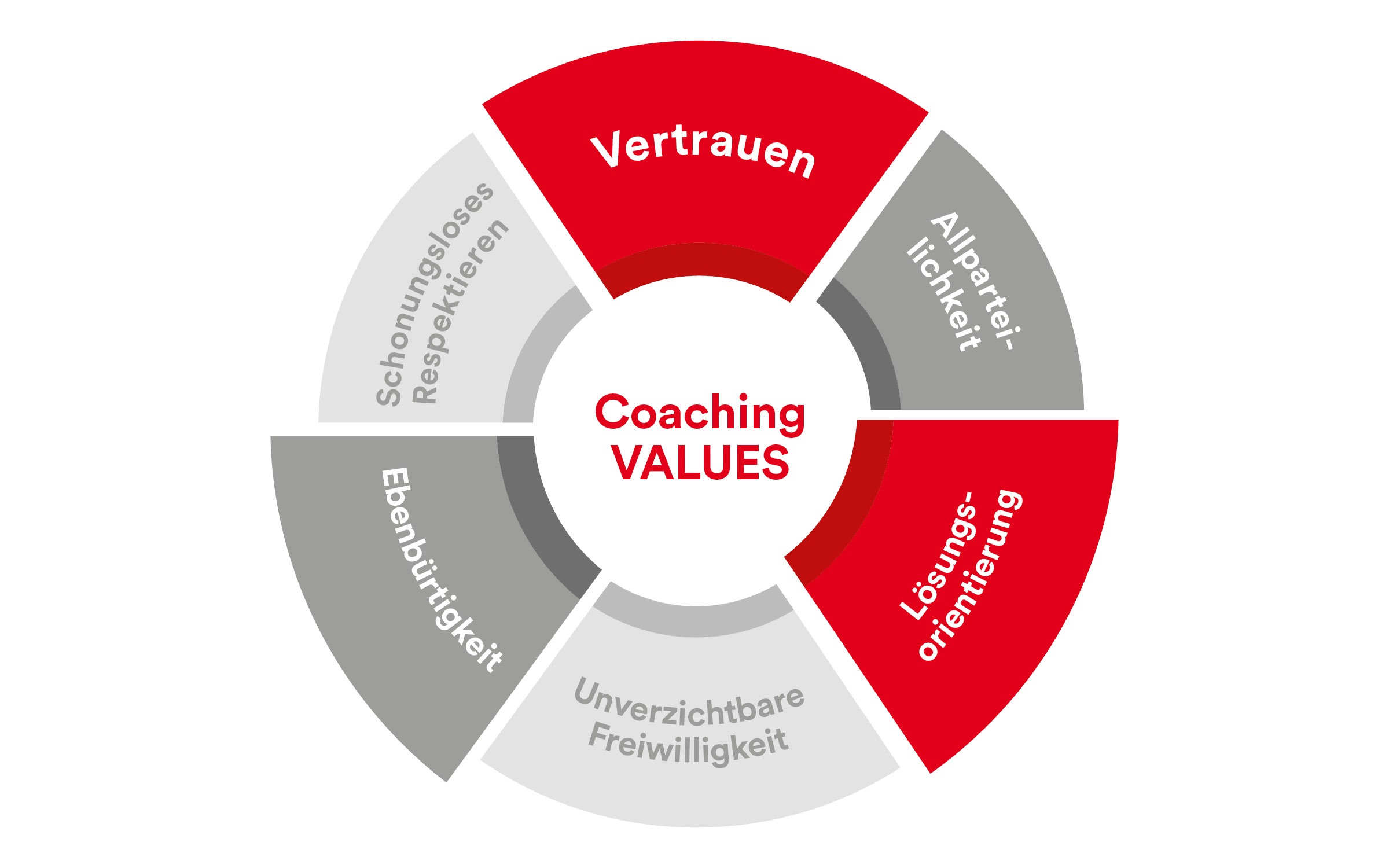 PMCC Grafik Coaching Werte