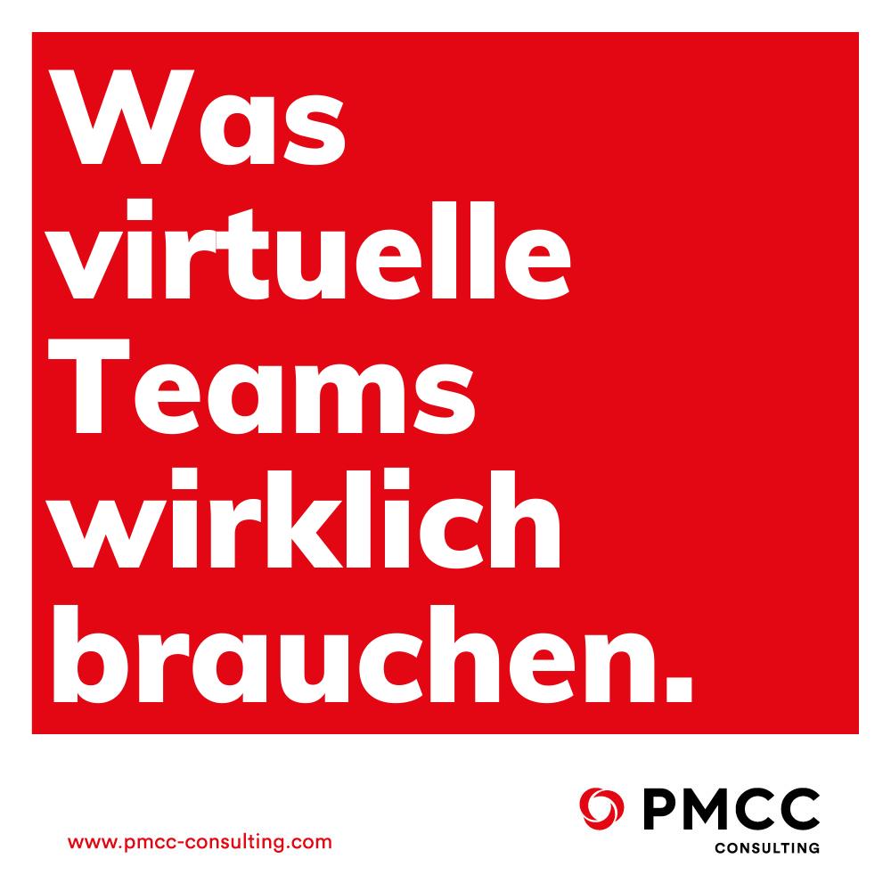 PMCC Blog Virtuelle Teams führen